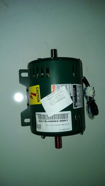 LifeFitness OST - OST-DOMHC-01 Treadmill Drive Motor Used Re. # 10247
