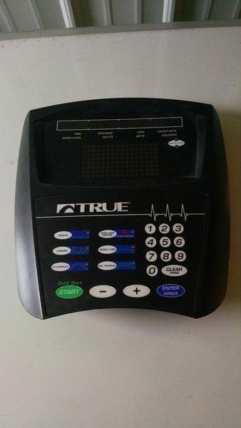 True Bike Console R70Z #04-R70Z00131 - Used