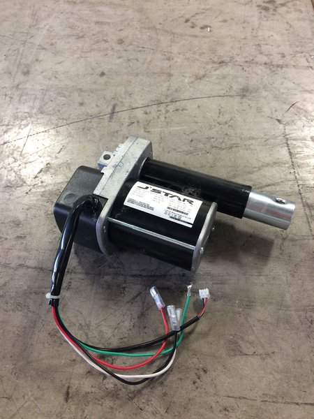 OK- Smooth Incline Motor Ref# 90023- Used