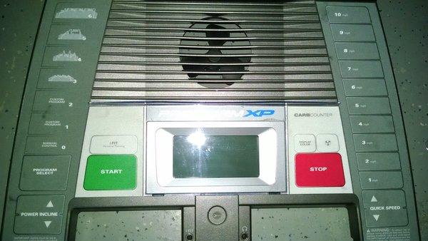 ProForm XP550e Treadmill Console/Circuit Board Ref# 10394- Used