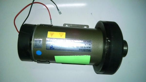 True Z540HRT Motor - REF # 10197 - Used