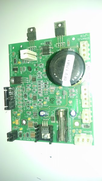 Misc. Power Supply Board Ref# 10116 -Used