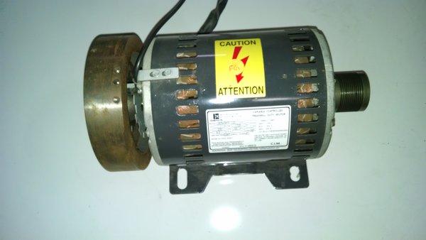 LifeFitness Motor - REF #10208 - Used