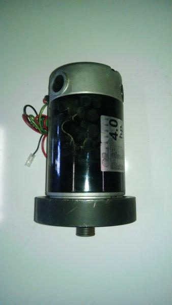 JHTNA 4.0 Motor - REF # 10185 - Used