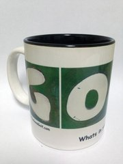 GOLF Whats In Your Golf Bag Mug