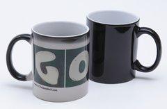GOLF Magic Mug