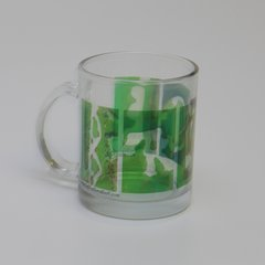 Clear Mug Personalized Name