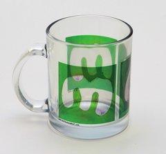 MOM Clear Mug