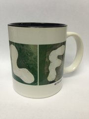 GOLF Country Club Mug