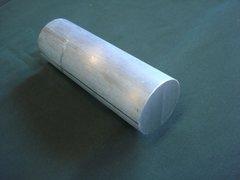 """(AR61/2.00-06)  Aluminum 6061-T6511   2"""" diameter  x  6"""""""