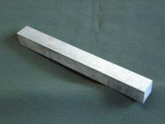 """(ASQ61/.750-06)  Aluminum 6061-T6511   3/4""""  x  3/4""""  x  6"""""""