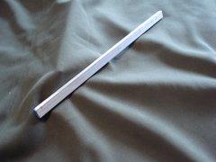 """(AF61/.250X.500-12)  Aluminum 6061-T6511  1/4""""  x  1/2""""  x  12"""""""