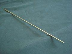 "(BR360/.125-12)  Brass 360  1/8"" diameter  x  12"""