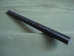 "(PDRB/.750-06)  Black Acetal  3/4"" diameter X 6"""