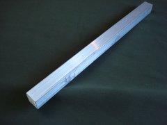 """(ASQ61/.750-12)  Aluminum  6061-T6511   3/4""""  x  3/4""""  x  12"""""""
