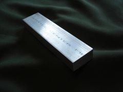 """(AF61/1.00X3.00-06)  Aluminum 6061-T6511  1""""  x  3""""  x  6"""""""