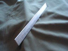 """(AF61/.125X1.00-12)  Aluminum 6061-T6511  1/8""""  x  1""""  x  12"""""""