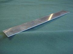 """(AF61/.063x1.25-12)  Aluminum 6061-T6  1/16""""  x  1-1/4""""  x  12"""""""