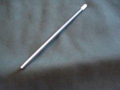 """(W1DR/.141-06)  W-1 Drill Rod   9/64"""" diameter x 6"""""""