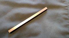 """(BSQ360/.188-06)  Brass 360   3/16""""  x  3/16""""  x  6"""""""