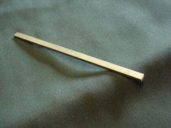 """(BF360/.125X.250-06)  Brass flat 360   1/8""""  x  1/4""""  x  6"""""""