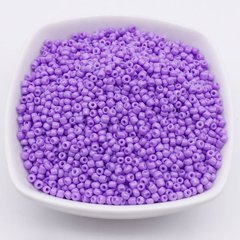 300 Pieces 2mm Round Matte Finish Czech Glass Spacer Seed Beads
