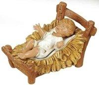 12 Inch Scale Fontanini Baby Jesus Figurine 72913