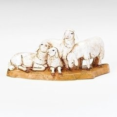 5 Inch Fontanini Sheep Herd 54098