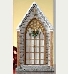 8.5 Inch High Josephs Studio Church Door Figurine 37017