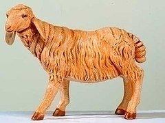 18/20 Inch Fontanini Standing Sheep Figurine 53437