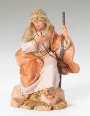 5 Inch Scale Fontanini Centennial Kneeling Joseph Figurine 57511