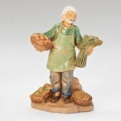 5 Inch Fontanini Armoni Produce Merchant Figurine 54082