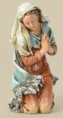 27 inch Scale Josephs Studio Kneeling Mother Mary 39532
