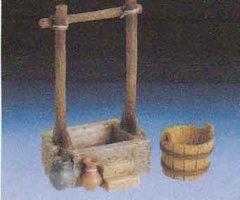 5 Inch Fontanini Grape Press with Bucket  59529