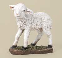 39 Inch Scale;Josephs Studio Standing Lamb Figurine 33513
