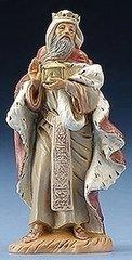 5 Inch Fontanini King Melchior Figurine 72188