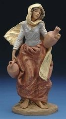 18 Inch Fontanini Judith The Villager Figurine 53756