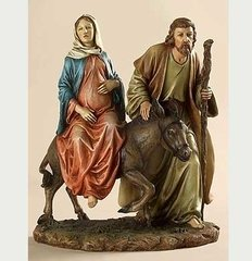 10 Inch High Josephs Studio La Posada Figurine 40723