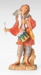 12 Inch Fontanini Jareth the Drummer Boy Figurine 52901