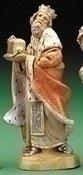 7.5 Inch Fontanini King Melchior figurine 72814