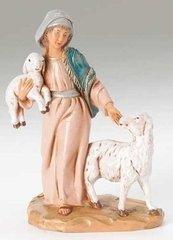 5 Inch Fontanini Rhoda the Shepherdess 54009