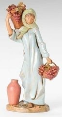 12 Inch Fontanini Bethany the Vineyard Worker 54905