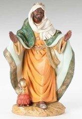 18 Inch Fontanini Standing King Balthazar Figurine 53716