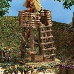 5 Inch Fontanini 7 Inch High Watertower 55583