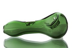 """GP22 - 4"""" Glass Pipe With Built In Honeycomb Screen"""