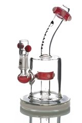 "GG18 - 7"" Inverted Slit Perc Oil Rig"