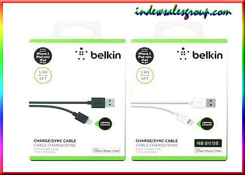 huge discount 16465 85562 Belkin iPhone 5 5s 5C Ipad Mini Ipad 4th Gen Lightning Charger ...