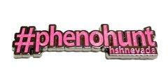 HSH #phenohunt - Pink Glitter