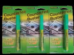 Counterfiet Buster Pen 3PK