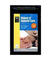 Manual Of Neonatal Care 7th Edition 2012 by Cloherty